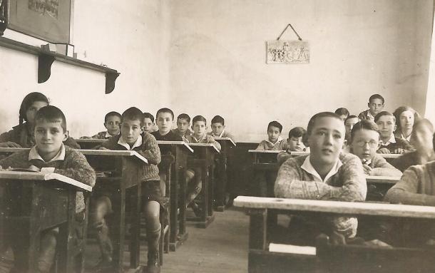 Institución Libre de Enseñanza. enero de 1933. Fotografía de Vicente Sos. Cortesía de Alejandro Sos Paradinas